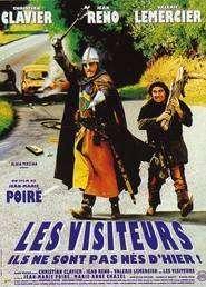 Les Visiteurs (1993) - Vizitatorii - film online
