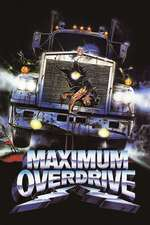 Maximum Overdrive (1986) - filme online