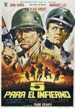 5 per l'inferno - 5 pentru Infern (1969)