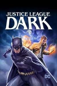 Justice League Dark (2017) - filme online