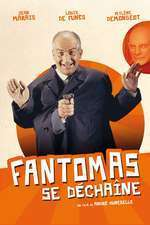Fantomas se dechaine - Fantomas în acțiune (1965)