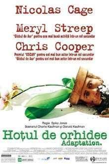 Adaptation. – Hoțul de orhidee (2002)