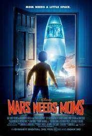 Mars Needs Moms (2011) - film online
