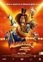 Madagascar 3: Europe's Most Wanted - Fugăriţi prin Europa  (2012)