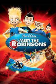 Meet the Robinsons - Familia Robinson (2007) - filme online