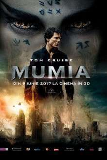 The Mummy - Mumia (2017) - filme online