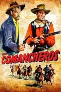 The Comancheros (1961) - filme online subtitrate