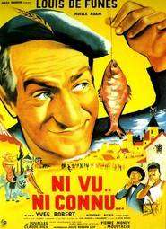 Ni vu, ni connu - Nevăzut, necunoscut (1958)