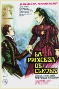 La princesse de Clèves - Principesa de Clèves (1961)  e