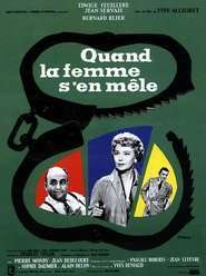 Quand la femme s'en mêle – When the Woman Gets Confused (1957) – filme online