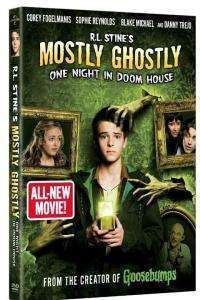 Mostly Ghostly 3: One Night in Doom House (2016) - filme online