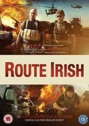 Route Irish (2010) - filme online