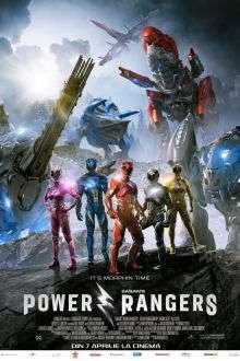 Power Rangers (2017) - filme online subtitrate