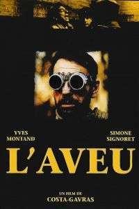 L'aveu (1970) - filme online