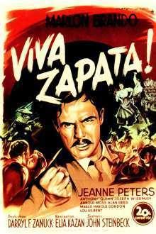 Viva Zapata! (1952) - filme online