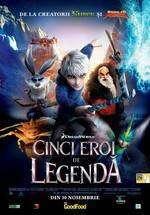 Rise of the Guardians - Cinci eroi de legendă (2012)