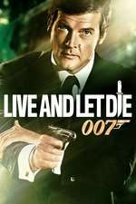 Live and Let Die - Pe cine nu lași să moară (1973)