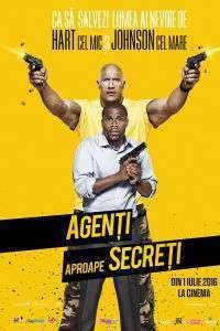 Central Intelligence - Agenţi aproape secreţi (2016) - filme online