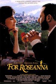 Roseanna's Grave - Pentru Roseanna (1997)