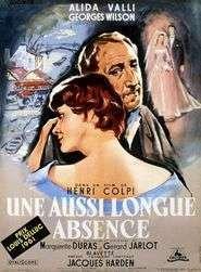 Une aussi longue absence - Absență îndelungată (1961) - filme online