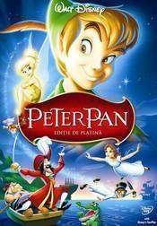 Peter Pan (1953) - Desene animate dublate in romana