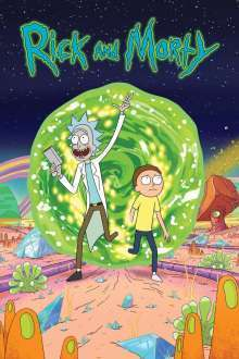 Rick and Morty (2013) Serial TV - Sezonul 01