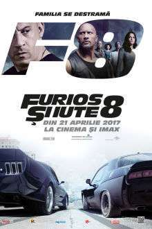 The Fate of the Furious – Furios şi Iute 8 (2017) – filme online
