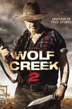 Wolf Creek 2  (2013) - Traseul morții 2