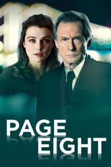 Page Eight - Pagina opt (2011) - filme online