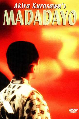 Madadayo (1993) - filme online hd