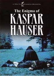 Jeder für sich und Gott gegen alle - Kaspar Hauser (1974)
