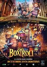 The Boxtrolls - Boxtroli (2014) - filme online