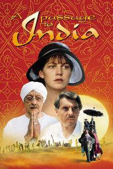 A Passage to India - Călătorie în India (1984)
