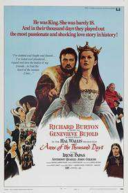 Anne of the Thousand Days (1969) – filme online