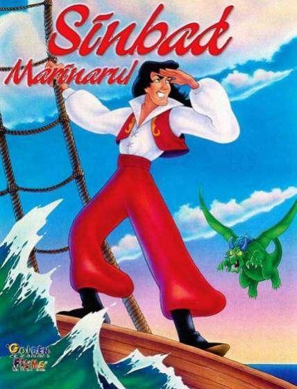 Sinbad Marinarul – Desene animate dublate