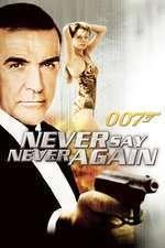 Never Say Never Again – Niciodată să nu spui niciodată (1983) – filme online