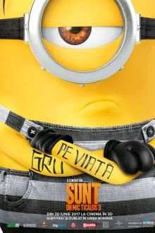 Despicable Me 3 - Sunt un mic ticălos 3 (2017)