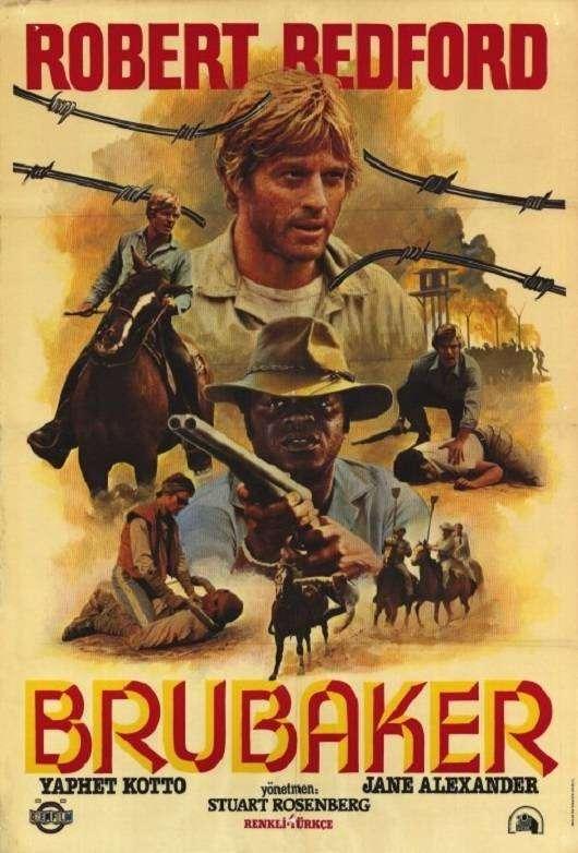 Brubaker (1980) – filme online
