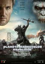 Dawn of the Planet of the Apes - Planeta Maimuţelor: Revoluţie (2014) - filme online