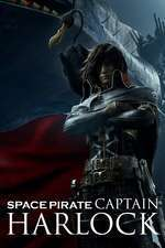 Space Pirate Captain Harlock (2013) - filme online