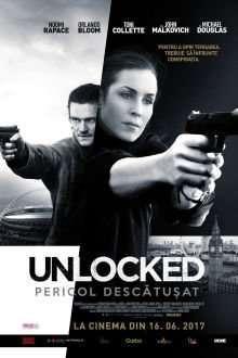 Unlocked - Unlocked Pericol descătușat (2017) - filme online hd