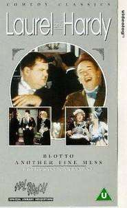 Blotto (1930) - Laurel & Hardy  ( color )