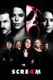 Scream 4 (2011) – Cosmarul continua – online gratis
