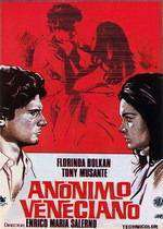 Anonimo veneziano (1970) – filme online