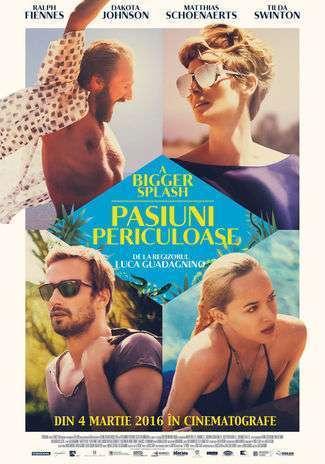 A Bigger Splash - Pasiuni periculoase (2015) - filme online
