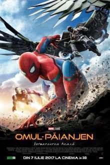Spider-Man: Homecoming - Omul-Păianjen: Întoarcerea acasă (2017) - filme online