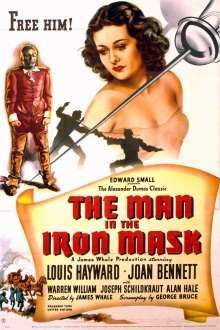 The Man in the Iron Mask – Omul cu masca de fier (1939) – filme online
