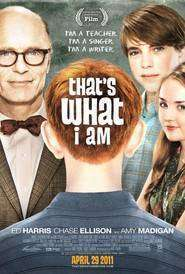 That's What I Am (2011) - filme online