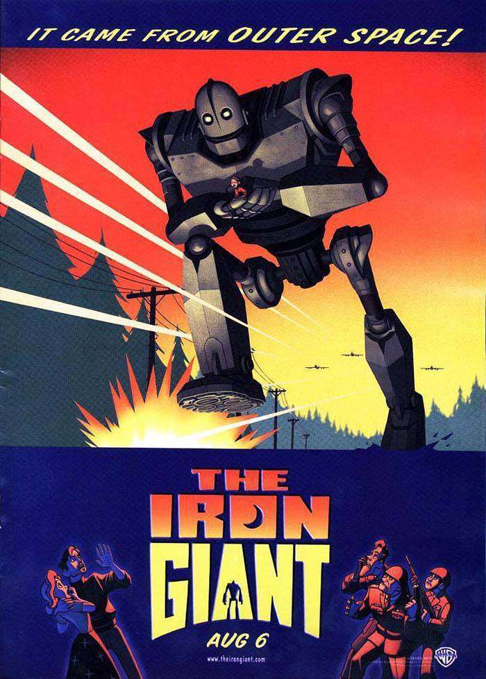 The Iron Giant (1999) - Filme online gratis