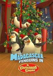 The Madagascar Penguins in: A Christmas Caper (2005)